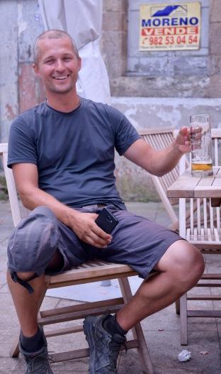 Drinking Beer Camino